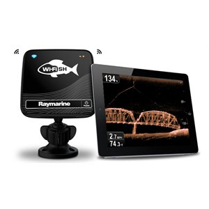 Wi-Fish  CHIRP DownVision™ Sonar for Smartphones and Tablets