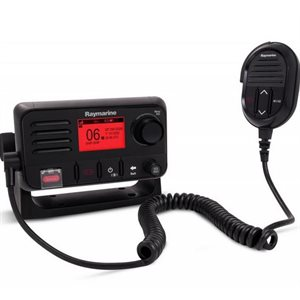 Ray52 compact VHF radio with GPS