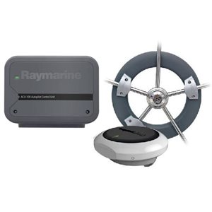 Raymarine EV-100 wheel autopilot kit, no control head T70248