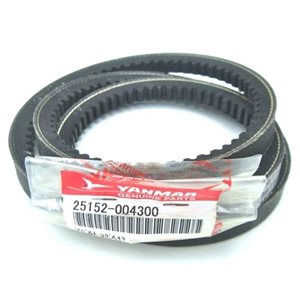 Water pump belt