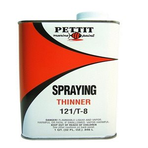 Pettit t8 spraying thinner 1L