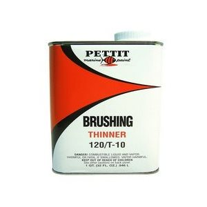Pettit t10 brushing thinner 1L