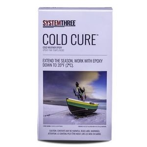 Cold cure epoxy  (epoxy polymérisable à froid)  355ml