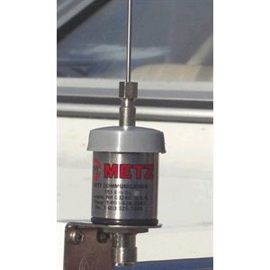Metz 201 general coverage  / weather fax antenna
