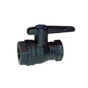 "Marelon ball valve 1"" NPT"