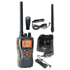 6 Watt Floating VHF Radio