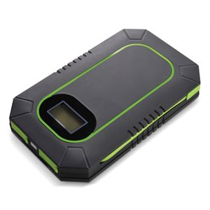 Cobra 3-Output USB Solar Battery Pack