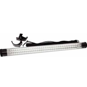 Tube light white / red LED 20""