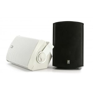 Polyplaner Compact Box Speakers White