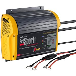 Pro Mariner Sport Bank Charger 8 amp