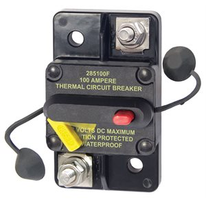 285-Series Circuit Breaker - Surface Mount 100A