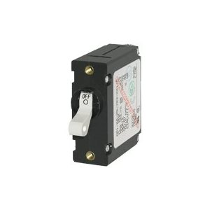 Blue Sea Circuit Breaker 15A white toggle