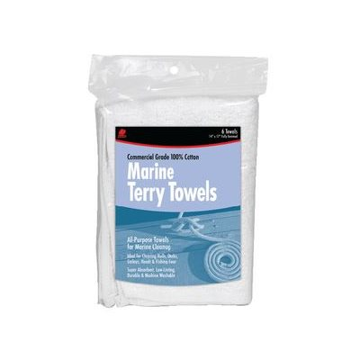 Marine terry towels 6pk