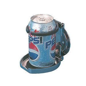 "Drink holder Adjusts for containers with a 2-3 / 8"" to 3-7 / 8"" diameter. 304 stainless"