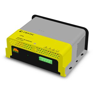 Battery charger 60 amp 3 bank