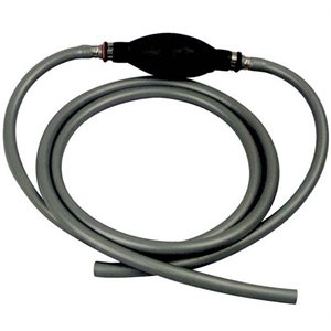 "Fuel line 3 / 8""x 7'  universal no end fittings"