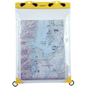 "Dry-pak clear case 12"" x 16"""