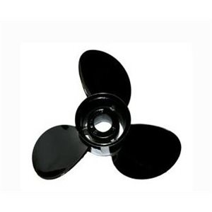 "Propeller Black Diamond aluminum  15"" d X  17p RH no hub"
