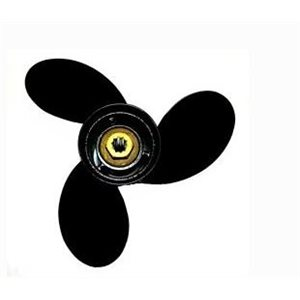 "Propeller Black Diamond aluminum  10 3 / 8"" d  X  13p RH"