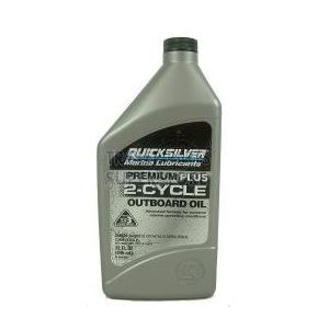 Engine oil TCW3 2 cycle premium 1L