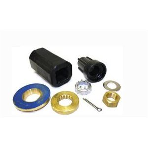 Flo-Torq II Hub Kit - OMC, Johnson / Evinrude, V4 & V6, Cobra
