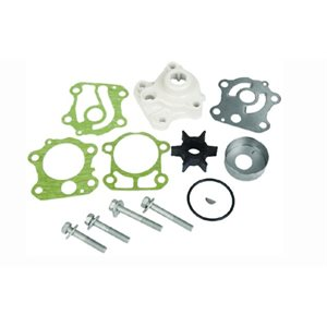 Yamaha water pump kit fits 70(1992-03), C60(1996-01), E60(1995-96), P60(1992-99), C70(2000-01), T50(1997-10), T60(2003-10) replaces 6H3-W0078-01, 02, + 6H3-44311-00