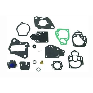 Carburetor kit Mercury 6-25hp 2cyl replaces: OEM 1395-97611 1395-9761,