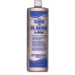 Boat and aircraft wax BA1  1 L