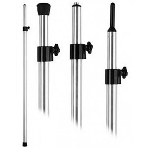 "Telescopic cover support pole  3-in-1 37""-64"""
