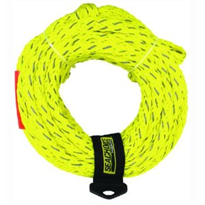 Tube tow rope 4-Rider reflective 60'