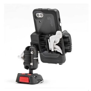 Rokk mini phone kit with screw suction cup base