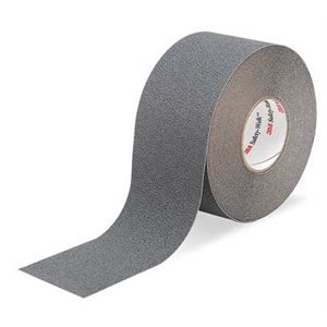 "Anti-skid tape 4"" grey  / foot"