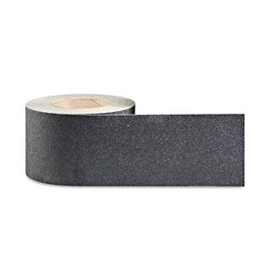 "Anti skid tape 4"" black  / foot"