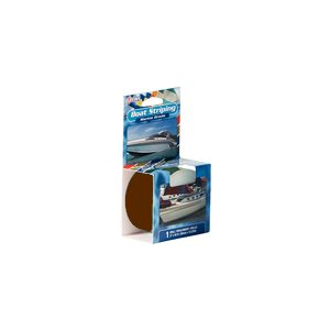 "Boat striping tape 2"" x  50' chocolate brown"