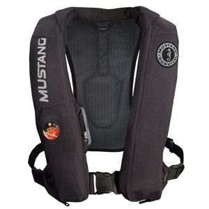 Elite hydrostatic PFD automatic inflation