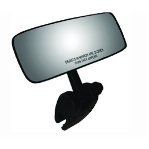 "Concept II marine mirror with pivot mount 4"" x 11"""