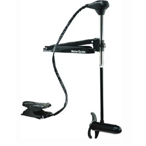 "Motorguide X3 foot control bow mount freshwater trolling motor 55 lb. thrust, 12V shaft 45"" 5 speeds"