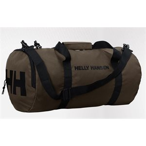 Packable dufflel bag 25L black