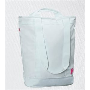 Active bag pink silver /  white