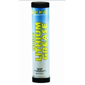 Grease white lithium 14 oz.