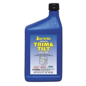 Starbrite Trim and Tilt Fluid