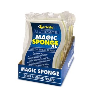 Ultimate Magic Sponge XL scuff and streak eraser