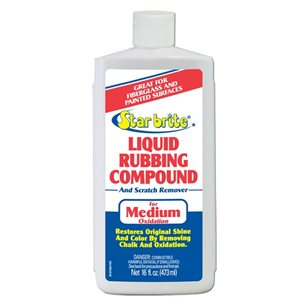 Liquid rubbing compound for medium oxidation  473ml