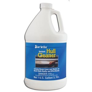 Instant hull cleaner 1 gallon