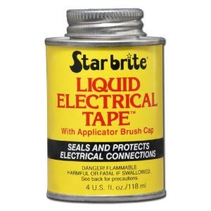 Liquid electrical tape black 118ml