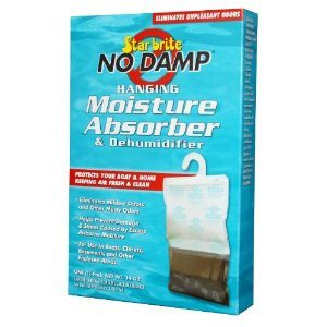 StarBrite No Damp hanging bag dehumidifier