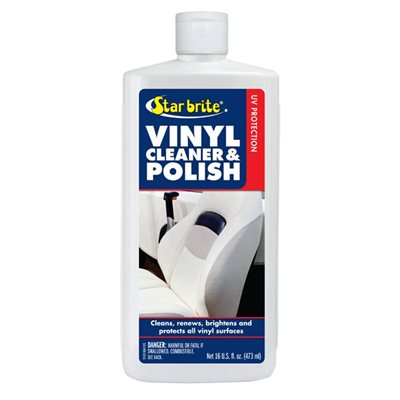 Vinyl Cleaner & polish 473ml
