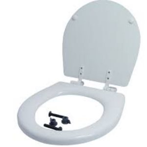 Toilet seat & lid regular