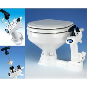 Jabsco Twist and Lock Toilet Compact