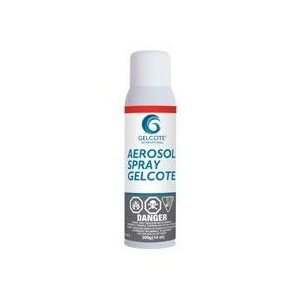 Gelcote in spray can 300g black